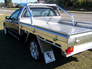 UTE TRAY – CUSTOM ALUMINIUM PERTH WA