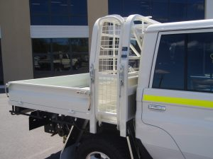 UTE TRAY – HEAVY DUTY STEEL EXPLORER PERTH WA