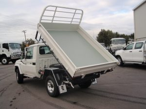 Landcruiser GXL Tipper Perth