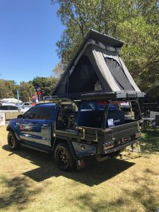 TLX Heavy Duty Alloy Tray Perth 4WD Show 2020