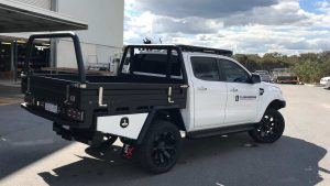 UTE TRAY – HEAVY DUTY TLX HANDCRAFTED ALUMINIUM PERTH WA
