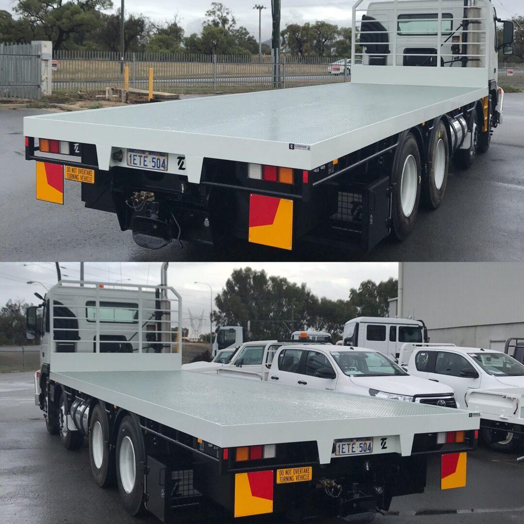 Heavy Duty Truck Tray Perth