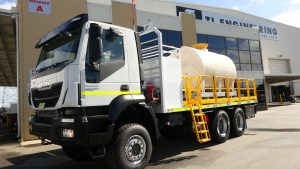 Custom Driller Service Trucks Perth WA