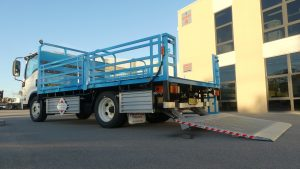 ISUZU GAS DELIVERY TRUCKS PERTH WA