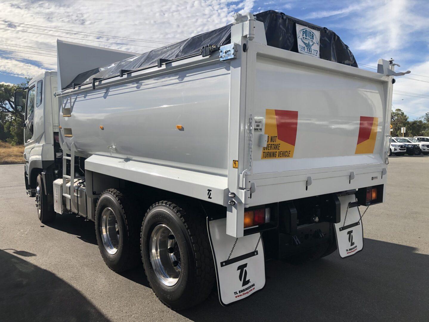 Truck - Vehicle Body Builder Perth WA (1)