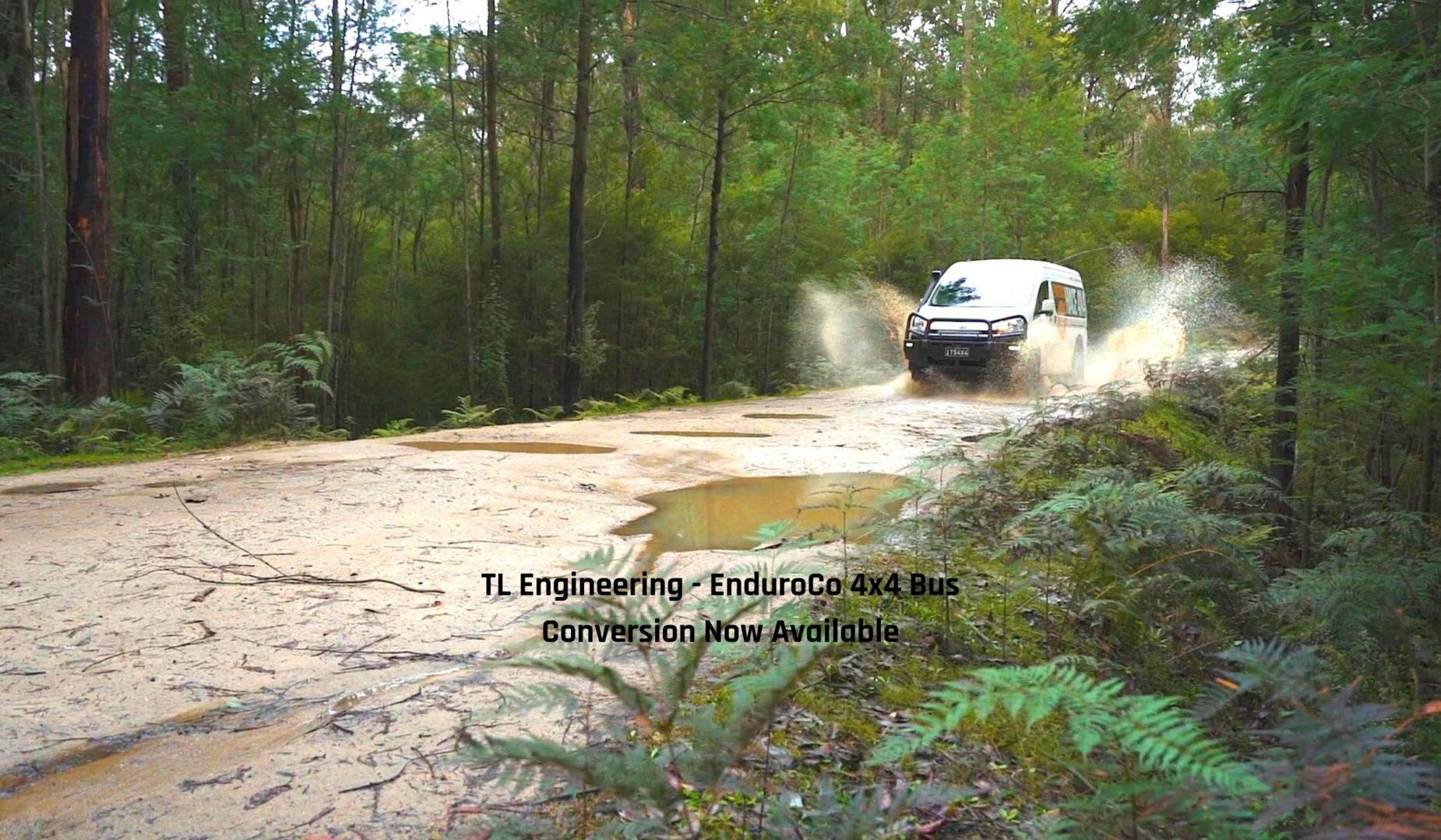 Now buy EnduroCo 4x4 Bus Conversion at TL Engineering Perth WA